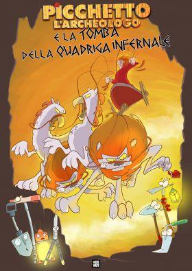 Il nuovo fumetto sulla Quadriga Infernale presentato nella prestigiosa cornice di TourismA