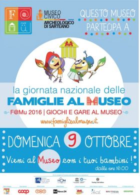 FaMu - Giornata delle famiglie al Museo