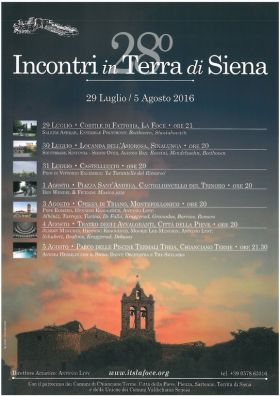 Concerto jazz a Castiglioncello