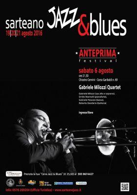 Anteprima di Sarteano Jazz&Blues