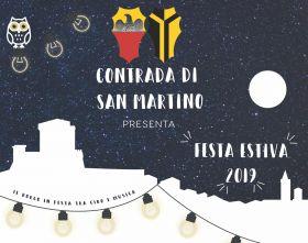 Festa della contrada di San Martino