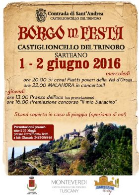 Borgo in Festa