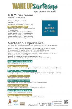 Sarteano Experience